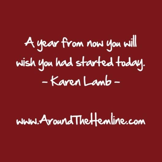 Quote - 2012-1205 Karen Lamb