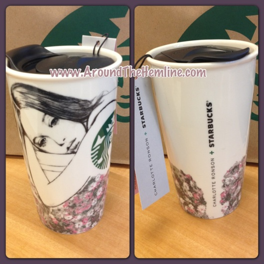 ATH - Starbucks and Charlotte Ronson