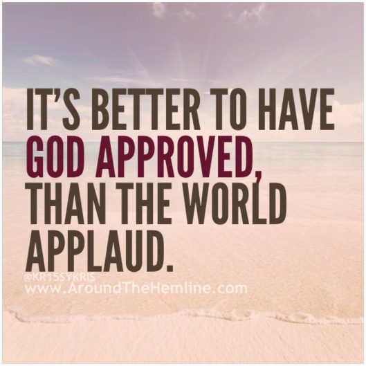 ATH - Words To Live By 07.23.15 - God Approved